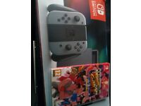Nintendo switch used once