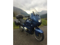 1997 BMW R1100RT tourer - great winter project