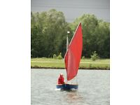 Lugsail Dinghy for Sale