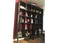 Ikea book shelf unit 25 cube