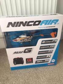 Nincoair flying helicopter remote controlled