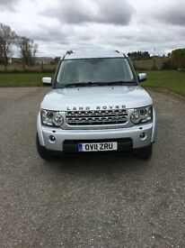 2011 Land Rover Discovery 4 HSE, Low mileage, good condition, full service history