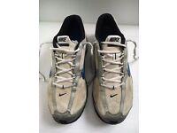 Nike running shoes, size 44, UK9