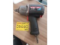 *USED* Ingersoll Rand 2135QTI 1/2-Inch Titanium Duty Air Impact Wrench with Quiet Technology