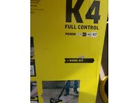 Karcher K4 full control home kit and Qualcast pressures washer