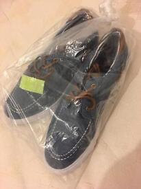 NEVER WORN - ASOS BOAT SHOES
