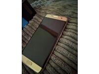 Samsung S7 edge unlocked gold platinum 32gb