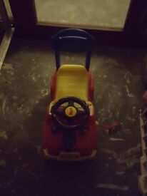 Kids fire engine