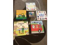 Bundle of toddler books