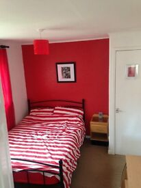 Large, bright double room for rent