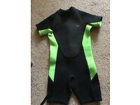 Next Boys Wetsuit - Age 5-6