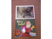 2 Hardback Childrens Christmas Books