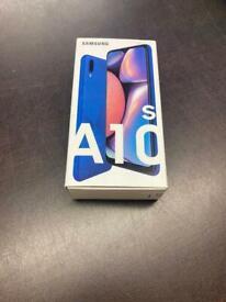 Samsung galaxy A10s unlocked brand new