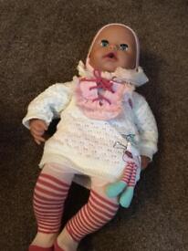 Baby Annabelle doll