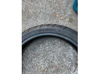 Pirelli Diablo motorbike tyre 120/70 ZR 17