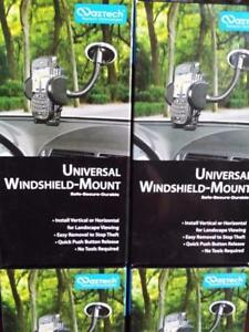 Universal Cell Phone Holder Windshield Mount