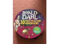 Ronald Dahl audiobooks brand new