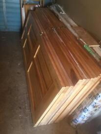 Solid pine internal doors
