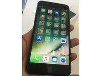 APPLE IPHONE 7 PLUS BLACK 128GB UNLOCKED