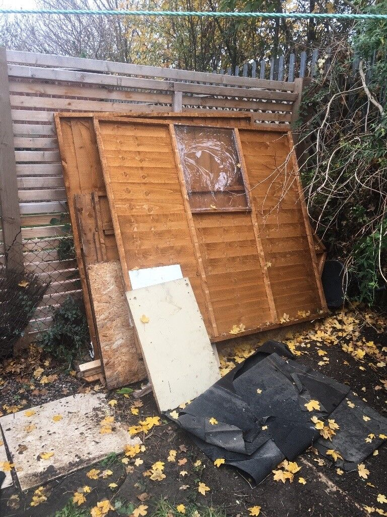 Used shed - £50