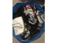 Shoes bundle car boot