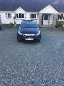 Vauxhall Corsa 1.4L SRI 3 door