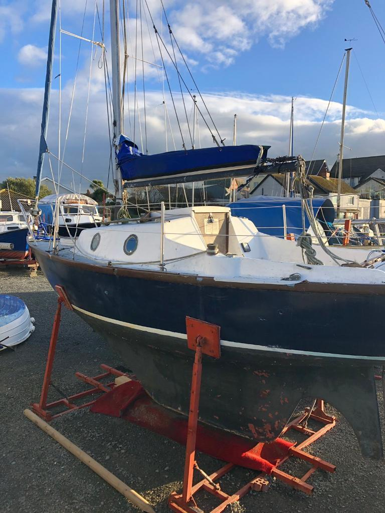 Hurley 22 yacht   in Comber, County Down   Gumtree