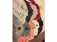 Bag of shirts