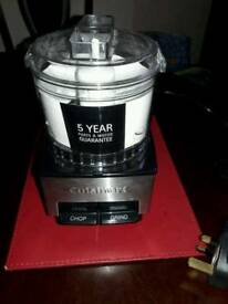 Cuisinart mini mixer brand new