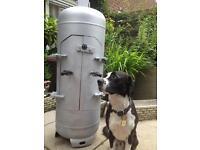 Wood burner ,incinerater
