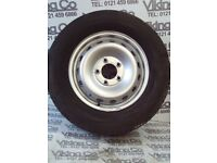 SPARE WHEEL TO FIT VAUXHALL MOVANO RENAULT MASTER OR NISSAN NV400