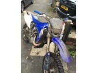 Yamaha Wr 426 Road Legal Swaps/offers