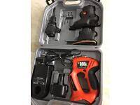 Black & Decker Drill jigsaw sander