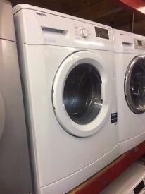BEKO 7KG WHITE WASHING MACHINE RECONDITIONED