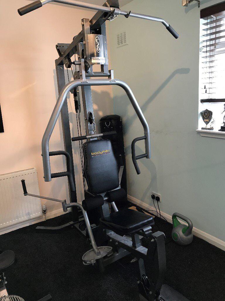 Bodymax multi gym in clarkston glasgow gumtree