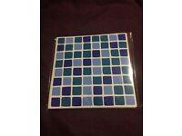 210 Mosaic Ocean Tile Transfers tile stickers