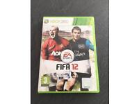 Fifa 12 on Xbox 360