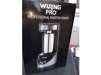 COCKTAIL MAKER - Professional Martini Shaker - Brand new in box, lovely gift or party item