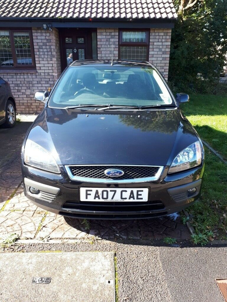 Ford Focus   Zetec Air Con Electric Windows Quick Clear Windscreen