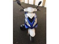 Peugeot speedfight 49cc moped