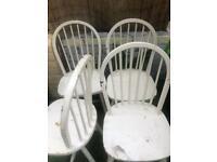 Chair x4
