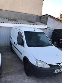 Vauxhall Combo 5 Seater Van spares or repairs
