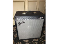 Fender steel king amp