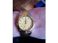 Swiss Hills mens watch never worn