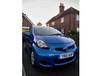 Toyota Aygo 1,0 Petrol with low milage