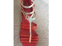 Chanel sandals UK 7 EU 40