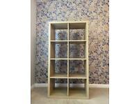 Kallax Ikea Unit Storage Shelves