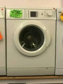 BOSCH WHITE 7KG LOAD 1200 SPIN DIGITAL SCREEN WASHING MACHINE