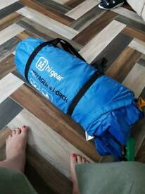 High gear porch for voyager 4 tent