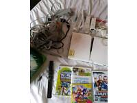 2 Wii consoles and acc,s
